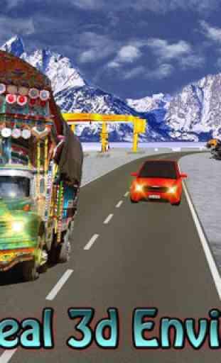 Camion Simulateur conduire 3