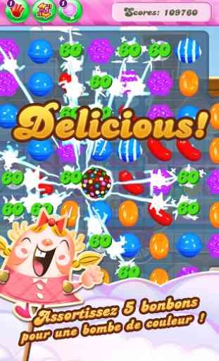 Candy Crush Saga 1