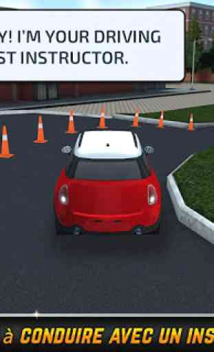 Car Driving & Parking School 1