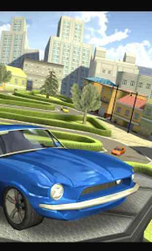 Car Driving Simulator: SF 1