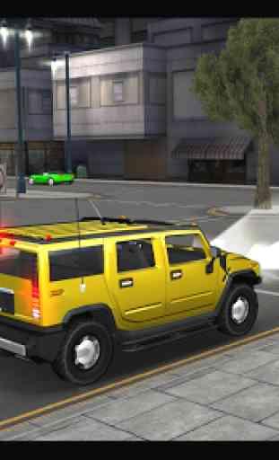 Car Driving Simulator: SF 2