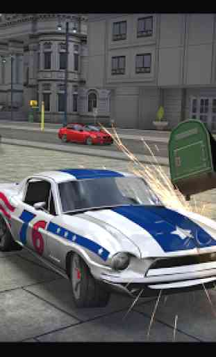 Car Driving Simulator: SF 3