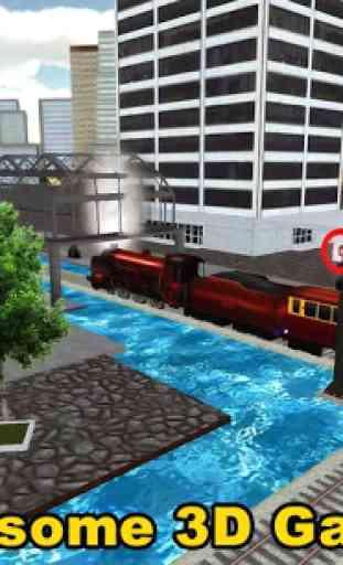Cargo Train simulateur 3D 2