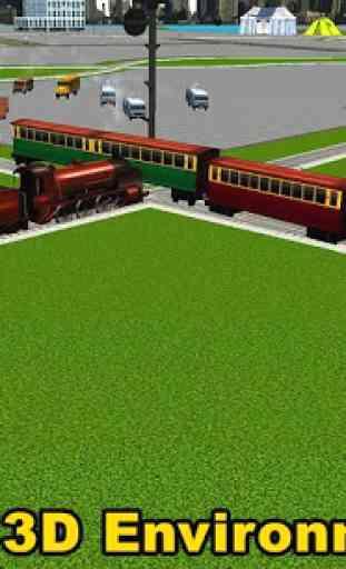 Cargo Train simulateur 3D 4