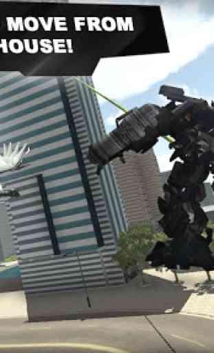 Carobot X Ray: Rope Hero 1