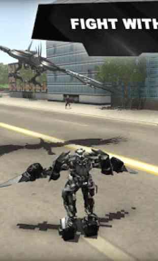 Carobot X Ray: Rope Hero 2