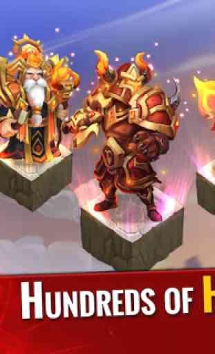 Castle Clash: Brave Squads 2