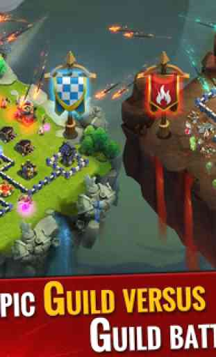 Castle Clash: Brave Squads 3