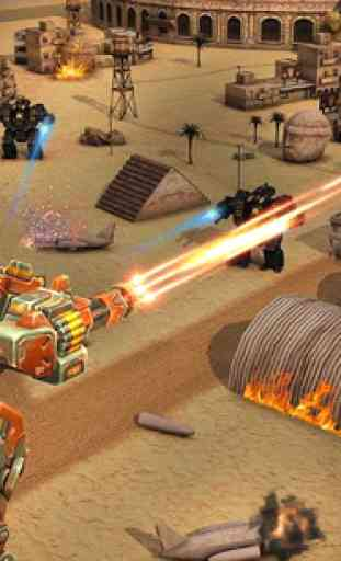 Clash of Mech Robots 1