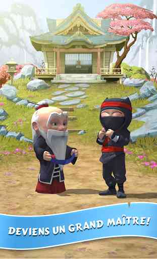 Clumsy Ninja 4