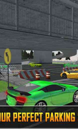 Conduire Parking Simulator 3