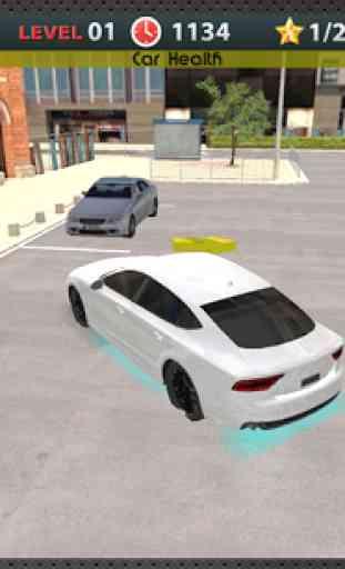Conduite 3D école Parking 1