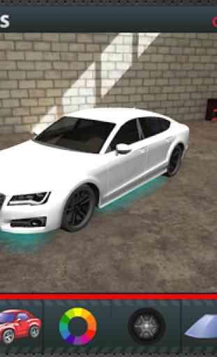 Conduite 3D école Parking 2