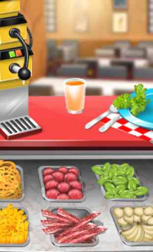 Cooking Stand Restaurant Game 1