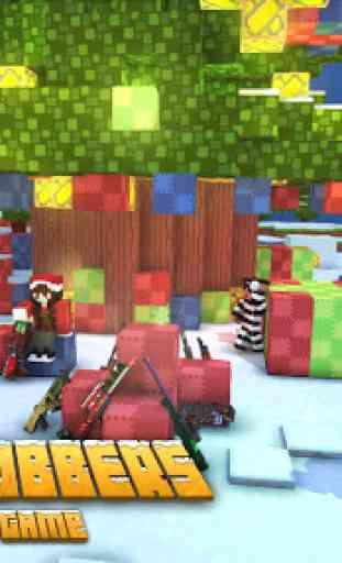 Cops N Robbers - FPS Mini Game 1