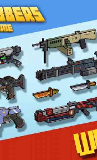 Cops N Robbers - FPS Mini Game 2