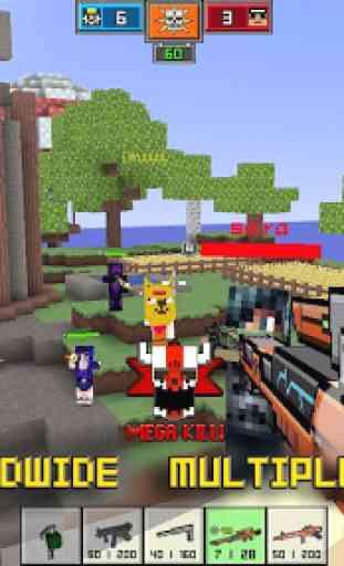 Cops N Robbers - FPS Mini Game 3