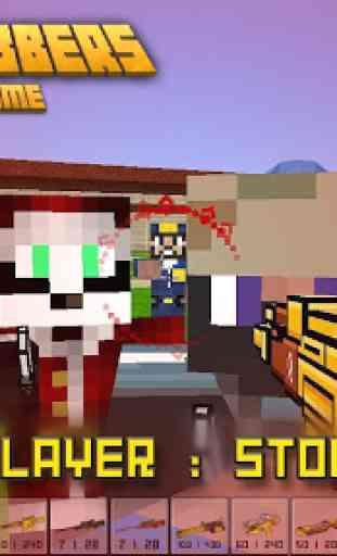 Cops N Robbers - FPS Mini Game 4