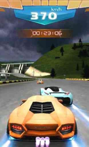 Course Rapide 3D - Fast Racing 1