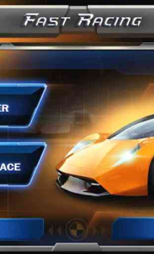 Course Rapide 3D - Fast Racing 3