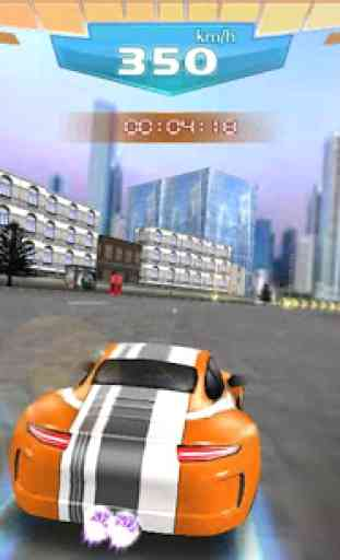 Course Rapide 3D - Fast Racing 4