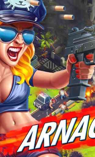 Crime Coast: Mafia Wars 2