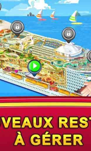 Cruise Ship Cooking Scramble 2 3