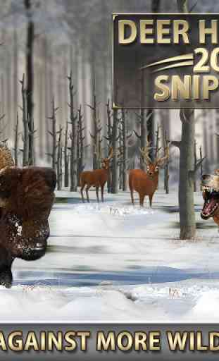 Deer Hunting - Sniper 3D 2