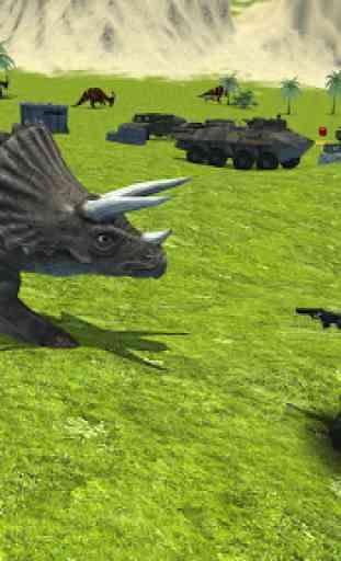 Dinosaur Mercenary 3D 2