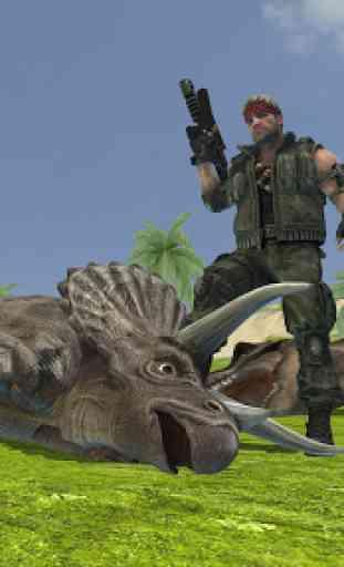 Dinosaur Mercenary 3D 3