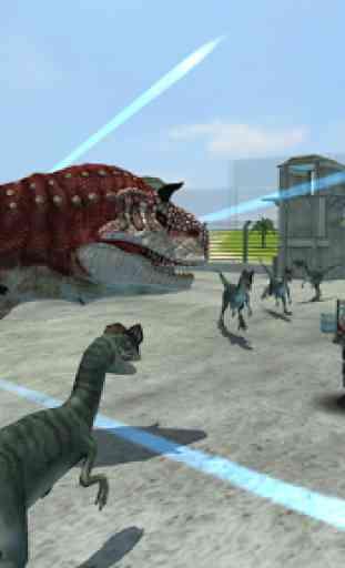 Dinosaur Mercenary 3D 4