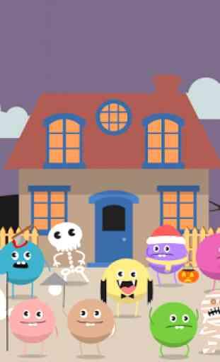 Dumb Deaths on Halloween 1