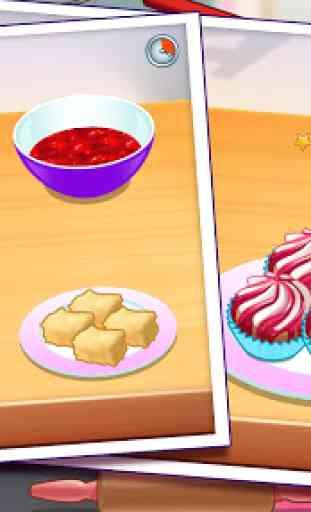 École de cuisine Sara - Le jeu 4