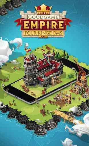 Empire: Four Kingdoms 1