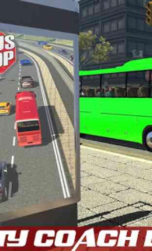 entraîneur chauffeur de bus 4