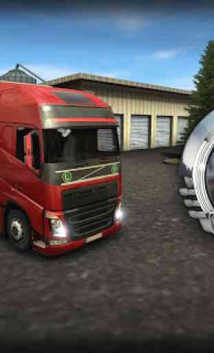Euro Truck Driver 1