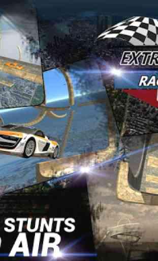 extrême cascades gt de course 1