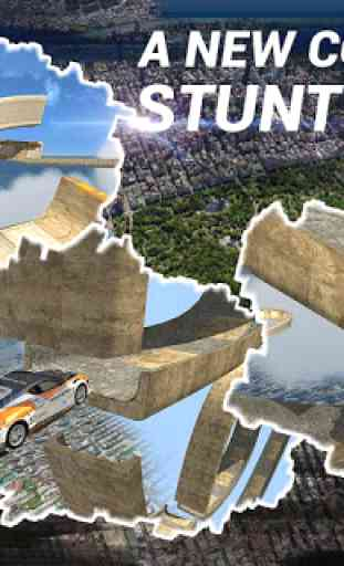 extrême cascades gt de course 3
