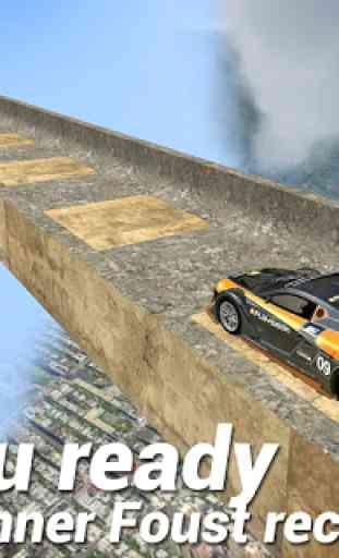 extrême cascades gt de course 4