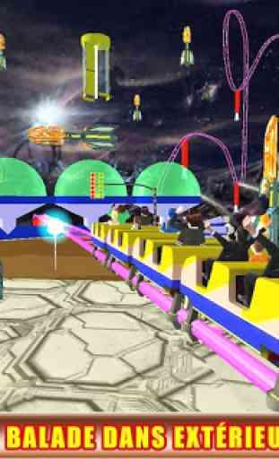 Rouleau Coaster Espace Sim 4
