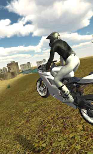 Extreme Motorbike Racer 3D 4