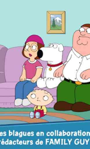 Family Guy: A la recherche 1