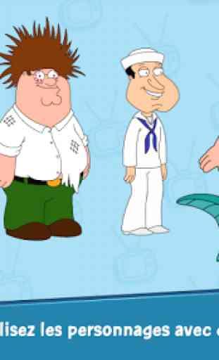 Family Guy: A la recherche 2