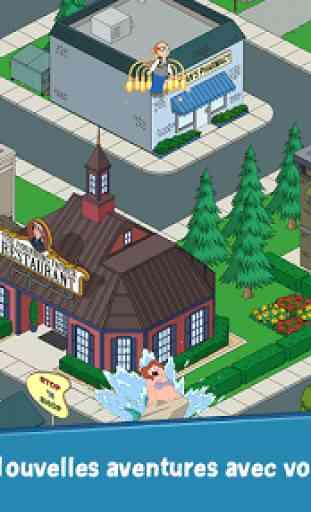 Family Guy: A la recherche 3