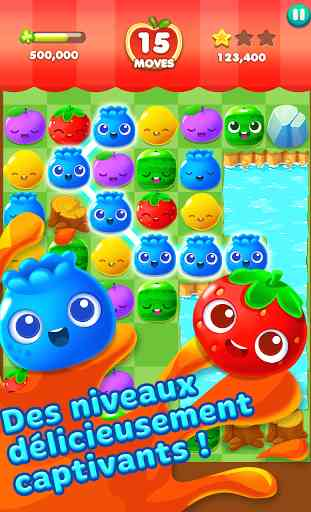 Fruit Splash Mania 1