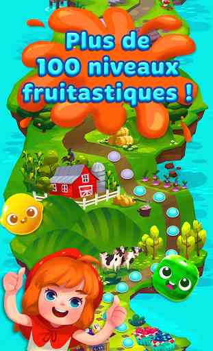 Fruit Splash Mania 2