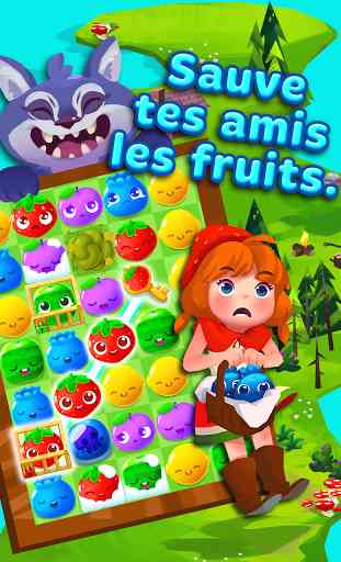 Fruit Splash Mania 3