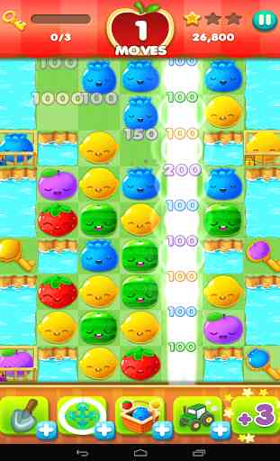 Fruit Splash Mania 4