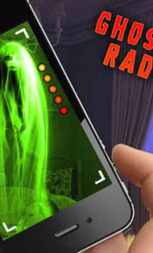 Ghost Radar Camera Joke 1