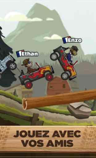 Hill Climb Racing 2 4
